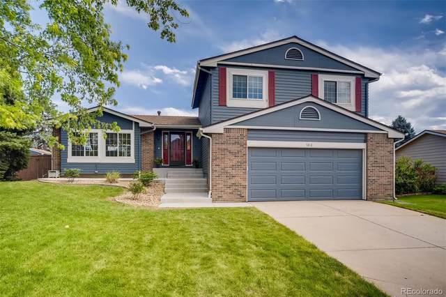780 Prairie Ridge Road, Highlands Ranch, CO 80126 (MLS #3400888) :: 8z Real Estate