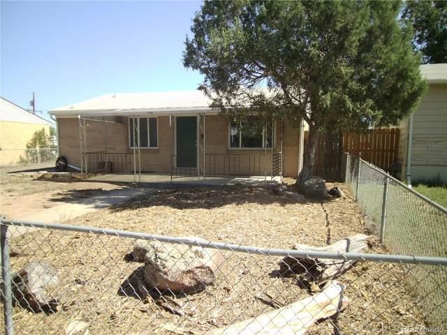 7960 Hollywood Street, Commerce City, CO 80022 (#3400890) :: Venterra Real Estate LLC