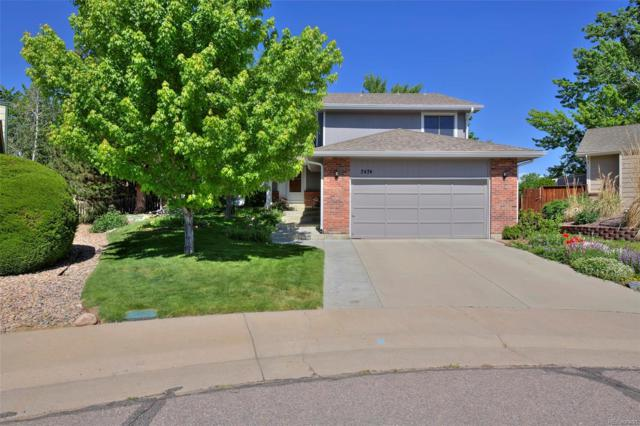 7474 E Long Avenue, Centennial, CO 80112 (MLS #3401499) :: Bliss Realty Group