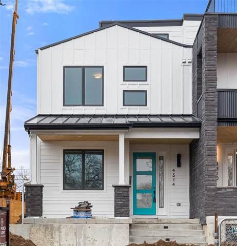 4514 Vrain Street, Denver, CO 80212 (#3401880) :: The Griffith Home Team