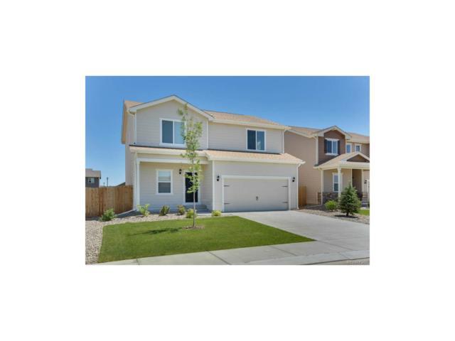 557 Park Boulevard, Lochbuie, CO 80603 (MLS #3401969) :: 8z Real Estate