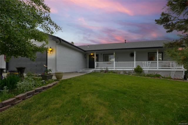 5561 Pinon Drive, Elizabeth, CO 80107 (#3402477) :: The Heyl Group at Keller Williams