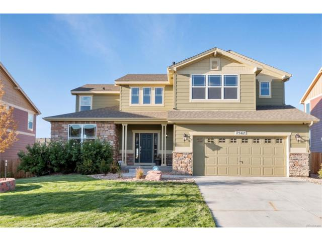 7567 E 122nd Avenue, Thornton, CO 80602 (#3402635) :: The Peak Properties Group