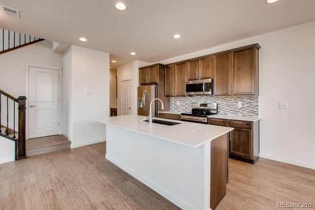4177 E 98th Place, Thornton, CO 80229 (#3402733) :: The HomeSmiths Team - Keller Williams