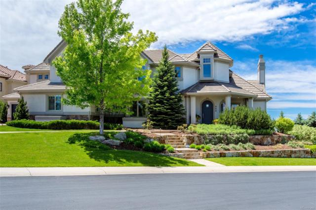 992 Michener Way, Highlands Ranch, CO 80126 (#3402908) :: The Heyl Group at Keller Williams