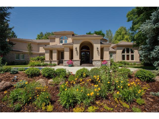 36 Cherry Hills Farm Drive, Cherry Hills Village, CO 80113 (MLS #3403135) :: 8z Real Estate