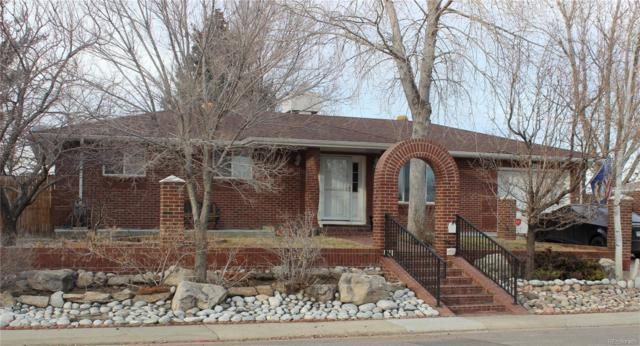 8232 Louise Drive, Denver, CO 80221 (MLS #3403465) :: Kittle Real Estate