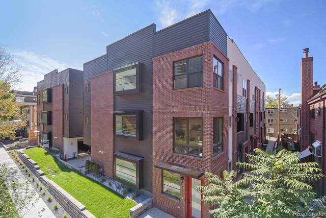 17 S Ogden Street, Denver, CO 80209 (MLS #3403559) :: Bliss Realty Group