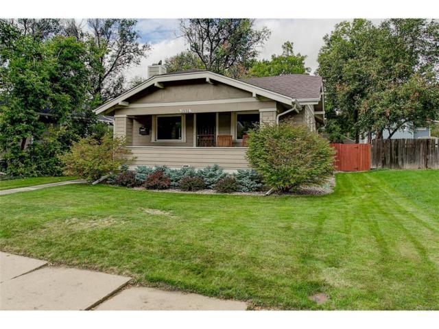 1931 S Franklin Street, Denver, CO 80210 (MLS #3403576) :: 8z Real Estate