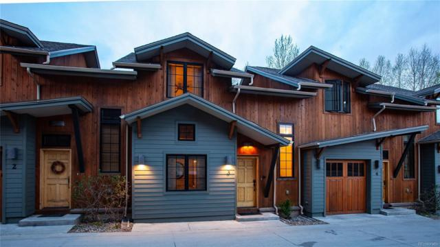 45 6th Street #3, Steamboat Springs, CO 80487 (#3403590) :: The DeGrood Team