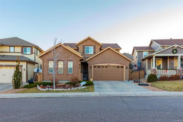 4790 Bluegate Drive, Highlands Ranch, CO 80130 (#3403614) :: The City and Mountains Group