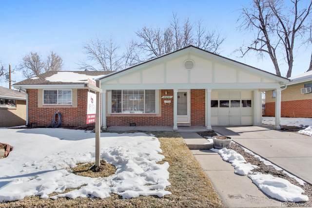 2632 S Osceola Street, Denver, CO 80219 (#3404009) :: Berkshire Hathaway Elevated Living Real Estate