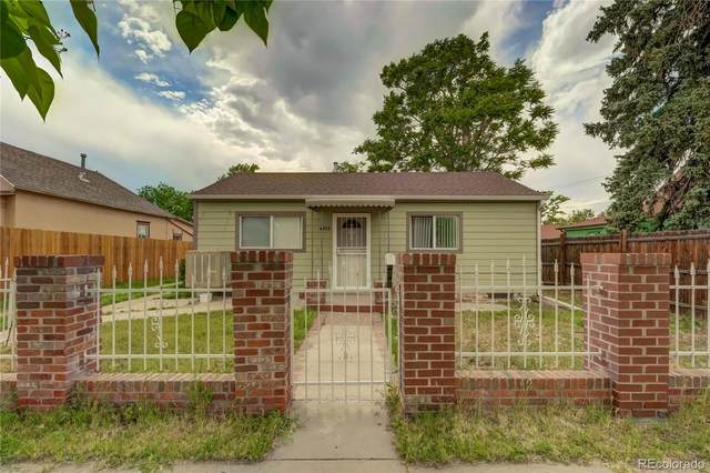 4353 Clayton Street, Denver, CO 80216 (#3404238) :: The DeGrood Team