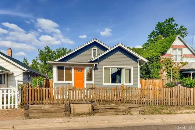 3954 Sheridan Boulevard, Denver, CO 80212 (#3404413) :: RazrGroup
