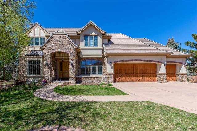 9 Foxtail Circle, Cherry Hills Village, CO 80113 (#3404455) :: Colorado Home Finder Realty