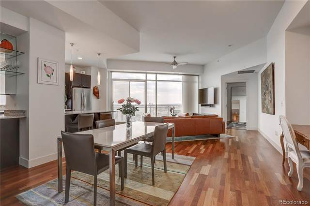 2001 N Lincoln Street #2722, Denver, CO 80202 (#3406710) :: The Healey Group