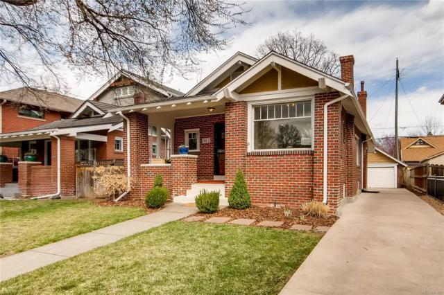 960 S Gaylord Street, Denver, CO 80209 (#3407189) :: 5281 Exclusive Homes Realty