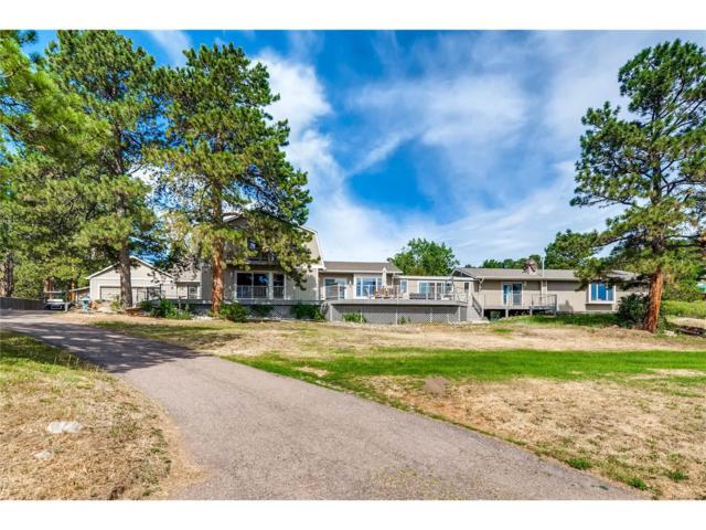 6883 Peaceful Hills Road, Morrison, CO 80465 (MLS #3407523) :: 8z Real Estate