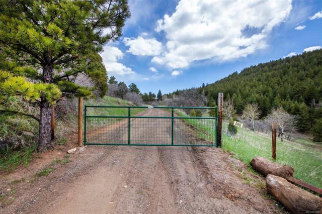 18332 Stone Gate Drive, Morrison, CO 80465 (#3407568) :: The Galo Garrido Group