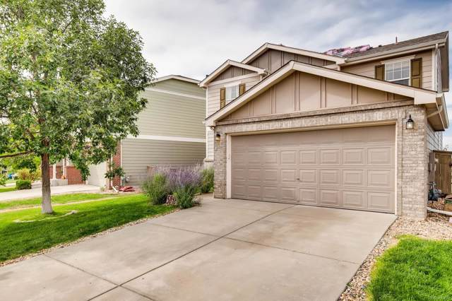 5848 Raleigh Circle, Castle Rock, CO 80104 (MLS #3407706) :: 8z Real Estate