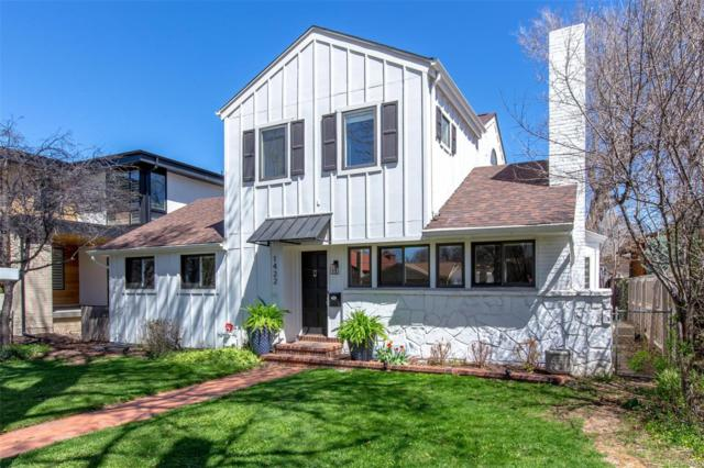 1422 S Josephine Street, Denver, CO 80210 (#3408150) :: The City and Mountains Group