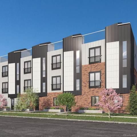 2599 Arapahoe Street, Denver, CO 80205 (MLS #3408557) :: 8z Real Estate