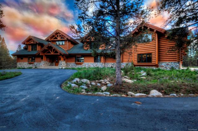 1256 County Road 5171, Fraser, CO 80442 (#3408591) :: The Heyl Group at Keller Williams
