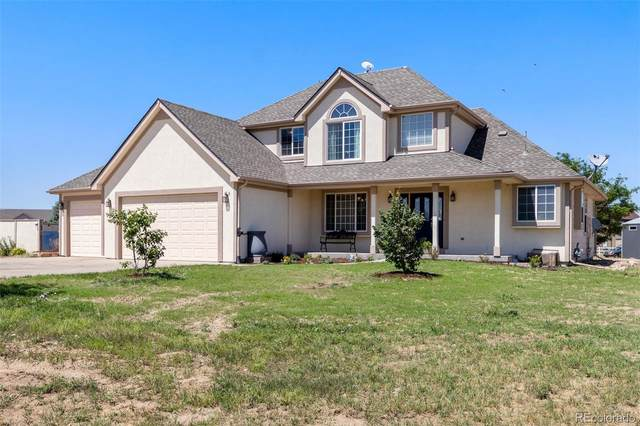 30273 E 165th Avenue, Brighton, CO 80603 (#3408622) :: The Brokerage Group