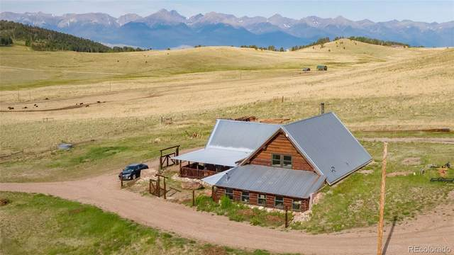 2265 County Road 358, Westcliffe, CO 81252 (#3408703) :: My Home Team