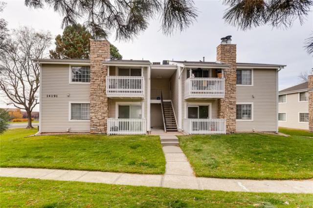 14191 E Jewell Avenue #101, Aurora, CO 80012 (#3408852) :: The Griffith Home Team