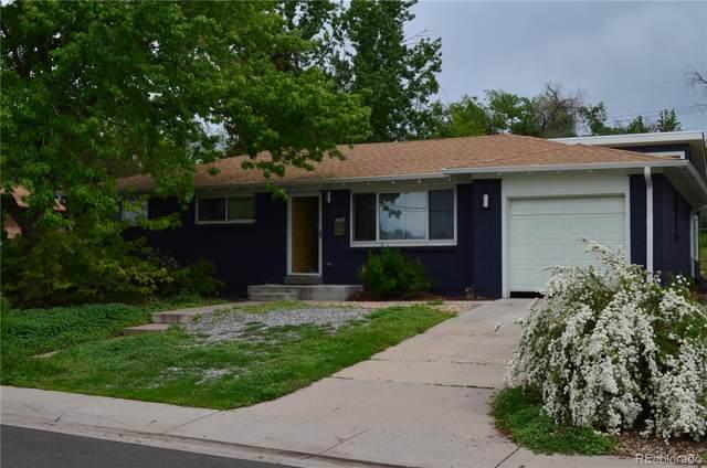 8945 Cole Drive, Arvada, CO 80004 (#3409039) :: Portenga Properties