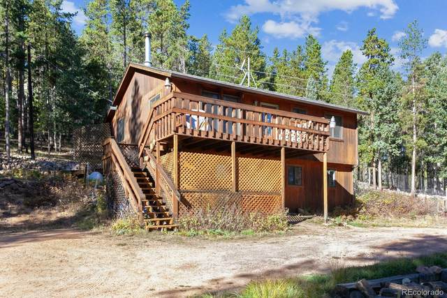 9089 Black Mountain Drive, Conifer, CO 80433 (#3409317) :: The DeGrood Team