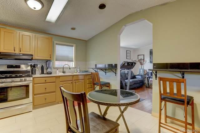 10201 Riverdale Road #160, Thornton, CO 80229 (#3409740) :: The Peak Properties Group