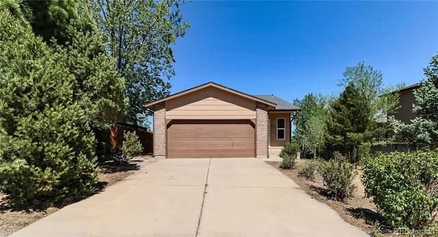 636 Rye Ridge Road, Fountain, CO 80817 (MLS #3409743) :: 8z Real Estate