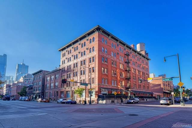1450 Wynkoop Street 1E, Denver, CO 80202 (#3409912) :: RE/MAX Professionals