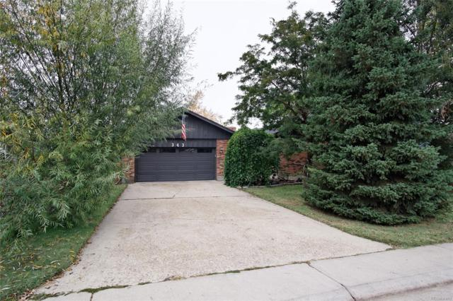 343 Brigitte Drive, Northglenn, CO 80260 (MLS #3410323) :: 8z Real Estate