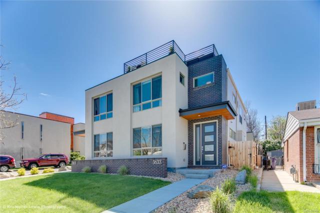 3633 Pecos Street, Denver, CO 80211 (#3410568) :: Bring Home Denver