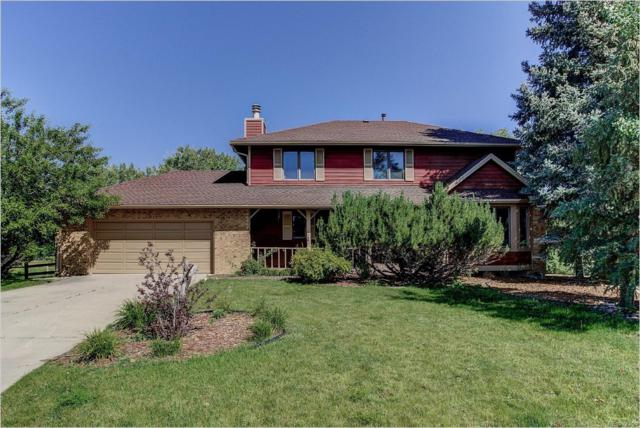 11023 Cambridge Place, Parker, CO 80138 (MLS #3410599) :: 8z Real Estate