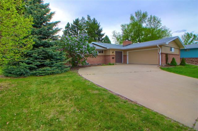 3497 S Chester Court, Denver, CO 80231 (#3410729) :: The Griffith Home Team