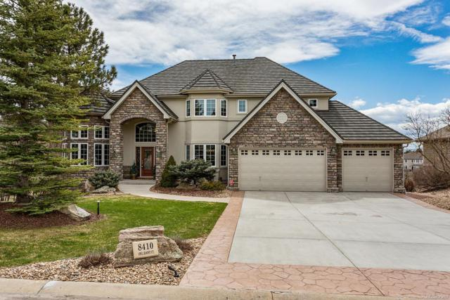 8410 Owl Roost Court, Parker, CO 80134 (#3410841) :: The DeGrood Team