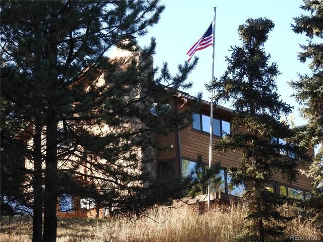 12037 Elk Trail Road, Conifer, CO 80433 (#3410975) :: The DeGrood Team