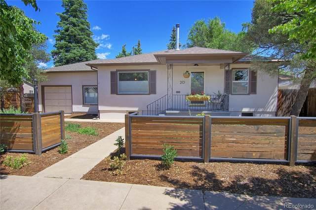 20 E Van Buren Street, Colorado Springs, CO 80907 (#3411004) :: Berkshire Hathaway Elevated Living Real Estate