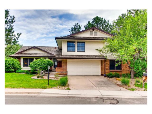 6630 E Heritage Place, Centennial, CO 80111 (MLS #3411765) :: 8z Real Estate