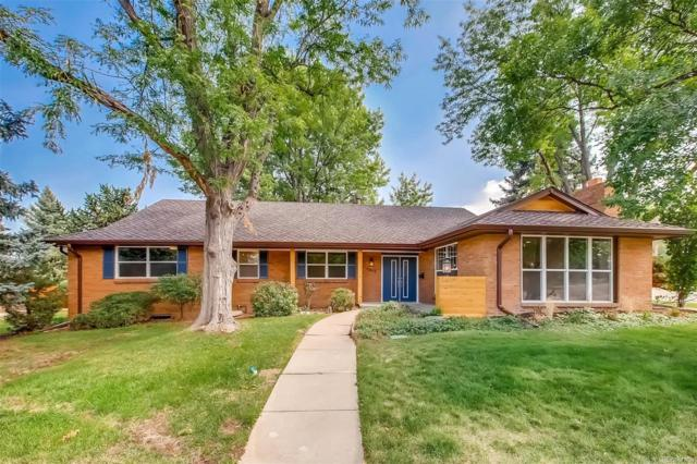 3888 S Jersey Street, Denver, CO 80237 (#3411875) :: The Griffith Home Team