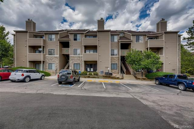 7428 S Alkire Street #205, Littleton, CO 80127 (MLS #3412202) :: Bliss Realty Group