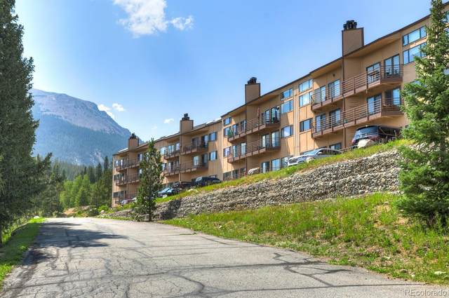 9825 Ryan Gulch Road #302, Silverthorne, CO 80498 (#3412224) :: The Artisan Group at Keller Williams Premier Realty
