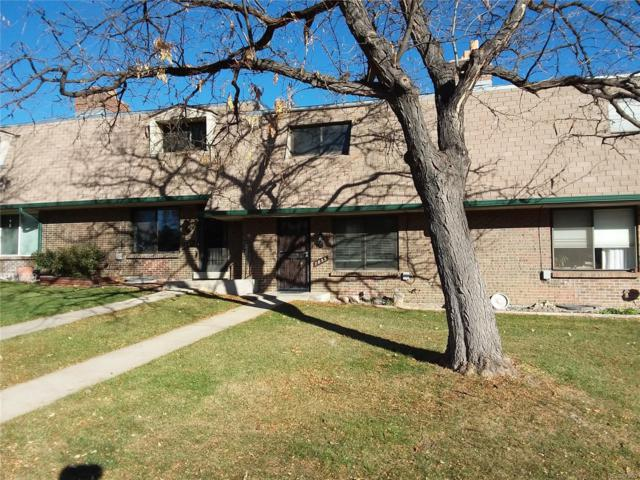 7855 W Glasgow Place, Littleton, CO 80128 (#3412462) :: The Sold By Simmons Team