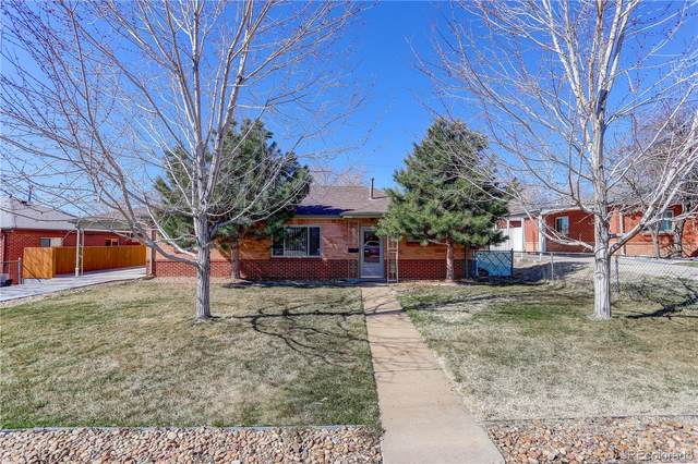 9321 Rose Court, Thornton, CO 80229 (#3412599) :: Sultan Newman Group