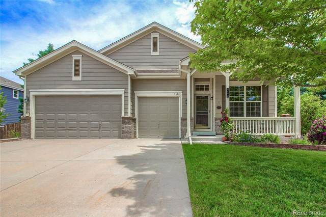 9492 S Alyssum Way, Parker, CO 80134 (#3412809) :: The DeGrood Team