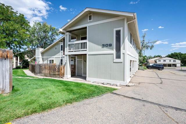 8687 Chase Drive #309, Arvada, CO 80003 (MLS #3412840) :: Bliss Realty Group